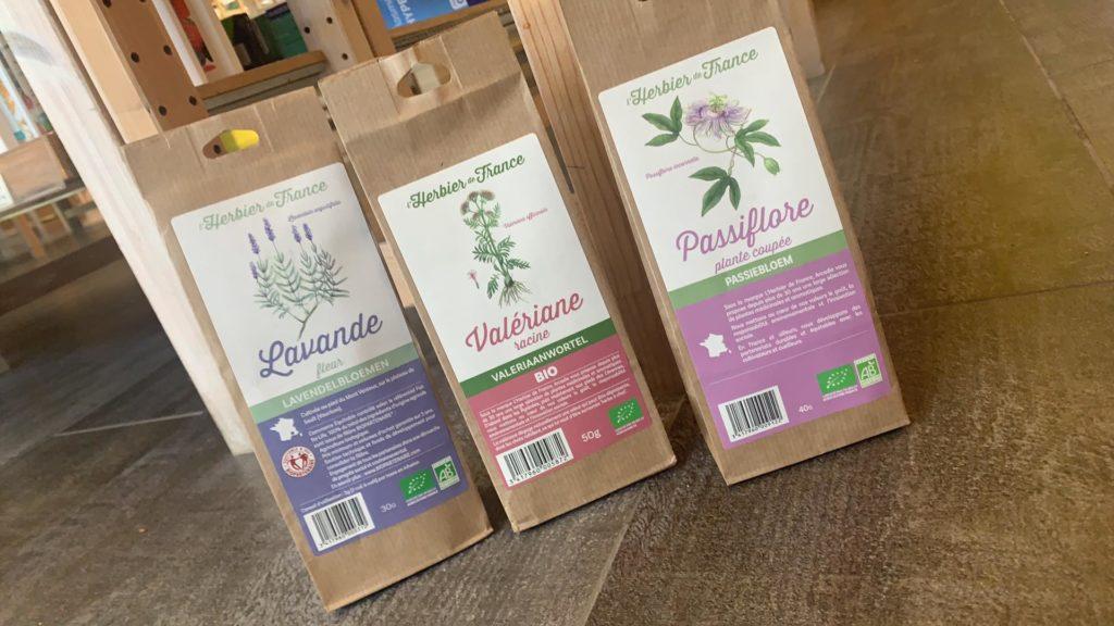 l'herbier de france les bienfaits santé des tisanes bio