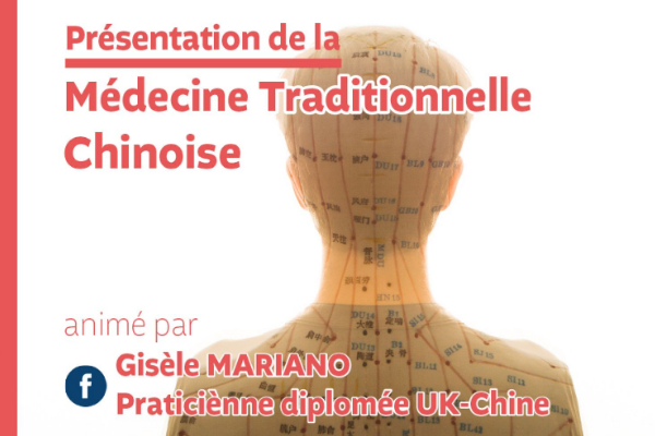 Présentation de la La Médecine Traditionnelle Chinoise Au Beaupré biomonde de royan centre