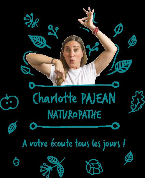 Charlotte Naturopathe au magasin bio de Royan LE BEAUPRE