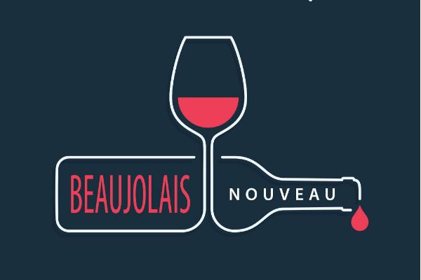 Dégustation Beaujolais nouveau bio au Beaupré Biomonde Royan