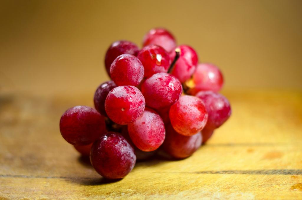 Grains de raisin rouge Bio pour une bonne cure. le beaupré Biomonde saint-Georges de Didonne