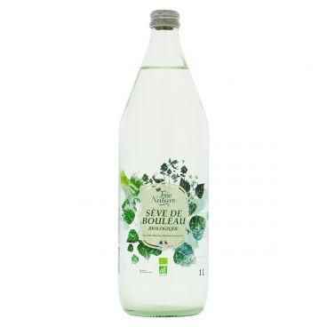 Sève de Bouleau Fée Nature en bouteille en vente au Beaupré Biomonde Royan