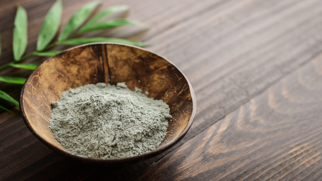 L'argile verte pour la santé Biomonde le Beaupré Roayn