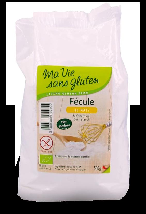 Fécule de maïs de Ma Vie Sans Gluten au Beaupré Biomonde Royan